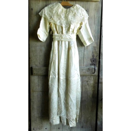 Robe de mariée ancienne année 30 à rénover, collection, styliste