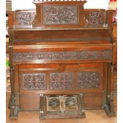 Harmonium orgue WILLIAM BELLS, Guelf Ontarion
