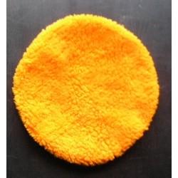 Housse de coussin orange Vintage