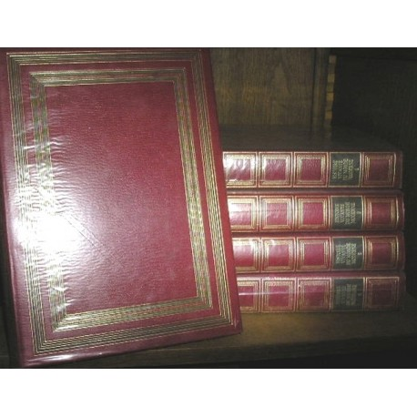 5 gros volumes de collection : Epopée mondiale d'un siècle,  Arthur Conte