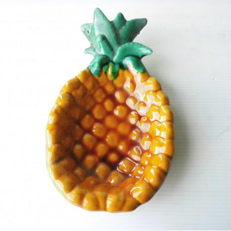 Coupelle Ananas VALLAURIS, 22cm