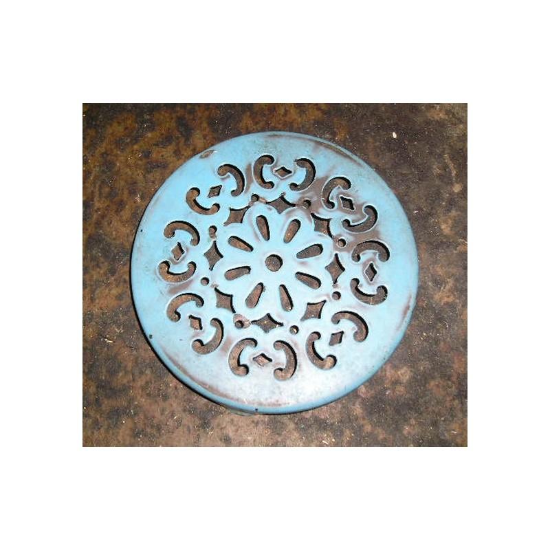 Dessous de plat ancien m tal vintage broc23 - Dessous de plat en metal ...