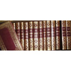 Livres de collection : 19 volumes VICTOR HUGO