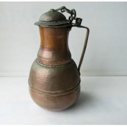 Cuivre ancien début XXème - Pichet