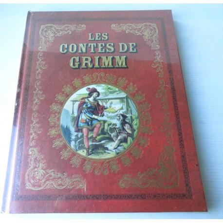 Livre Les Contes de Grimm, neuf, sous blister