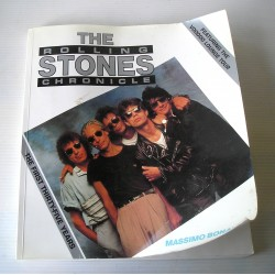 The Rolling Stones chronicle de Massimo Bonanno 1990