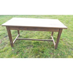 Table ancienne de ferme 155x70