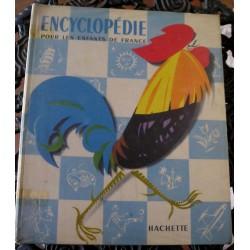 Livre ancien pour enfants : Mon premier Larousse 1953,