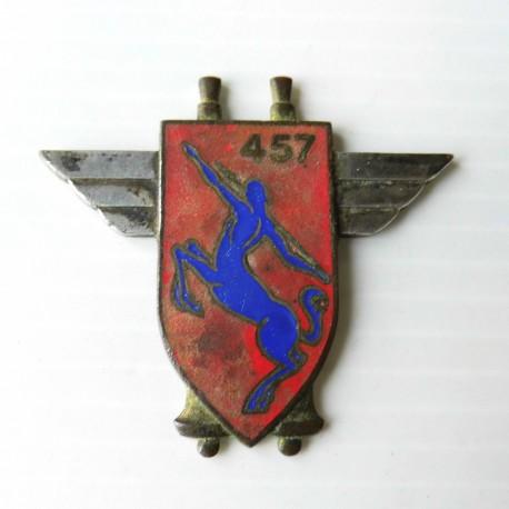Médaille insigne du 457° groupe d'artillerie antiaérienne - Paris