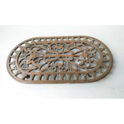 Dessous de plat ancien en cuivre 26cm