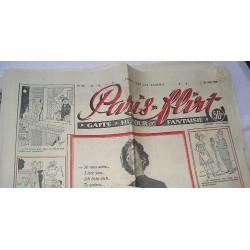 Journal ancien Paris Flirt de 1958