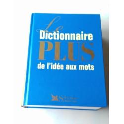 Dictionnaire PLUS de l'idée aux mots, neuf