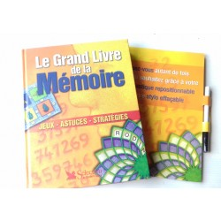 Le grand livre de la MEMOIRE, neuf