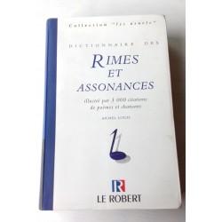 RIMES ET ASSONANCES