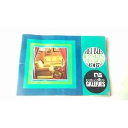 Catalogue Nouvelles Galeries 1967