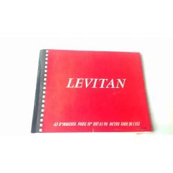 Levitan catalogue années 50-60