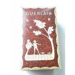 Boite à parfum GUERLAIN  vide 15cm