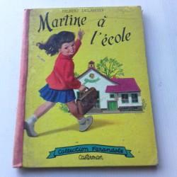 Martine à l'école 1957