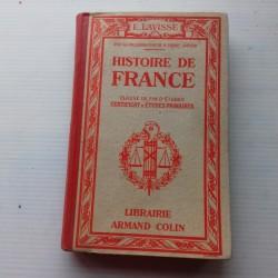Livre scolaire HISTOIRE 1947 Lavisse