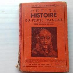 Livre scolaire HISTOIRE 1948 Pommot Besseige