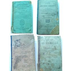 Vieux livres XIXème
