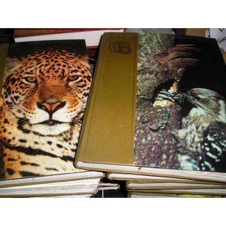 Encyclopédie : le Royaume des Animaux 14 volumes