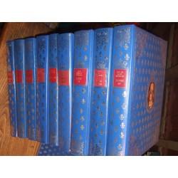 Encyclopédie  d'Histoire des Rois de France 12 gros volumes