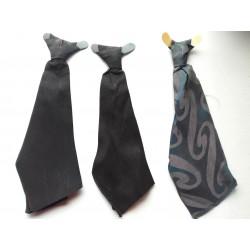 LOT de 3 cravates enfants mi XXème