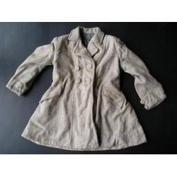 Manteau ancien enfant années 50