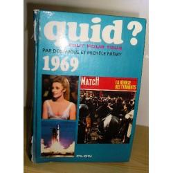 Livre ancien :  Quid 1969