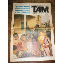 Journal militaire TAM du 9 novembre 1978