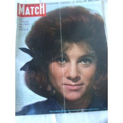 Paris Match -Sheila- 3 aout 1963