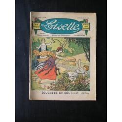 Revue ancienne Lisette N°100 de 1923