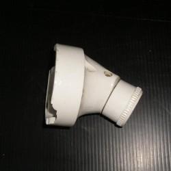 Matériel électrique ancien en porcelaine