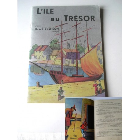 L'ile au trésor, 1950 d'après Stevenson 1950