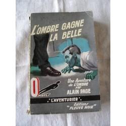"""Livre policier Fleuve noir  """"l'Aventurier"""""""
