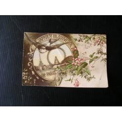 Carte postale ancienne militaire 1918