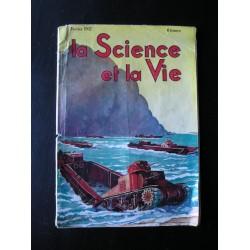 Revue ancienne La Science et la Vie 1942