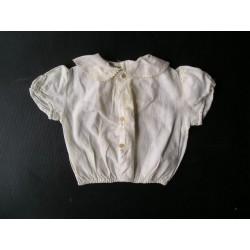 Vêtement-chemisier, années 50-fillette, Samaritaine