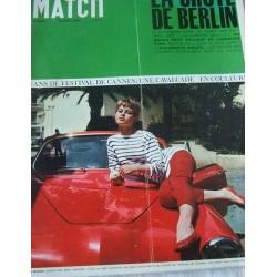 Paris Match -Brigitte Bardot- 14 mai 1968