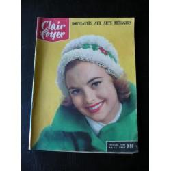 Magazine ancien Clair Foyer de 1962