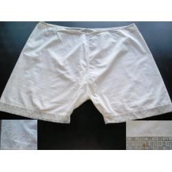 Culotte ancienne de femme, XIXème