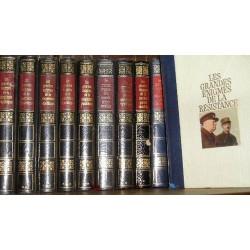 """Livres de collection""""Les grandes énigmes""""XXème,12 volumes"""