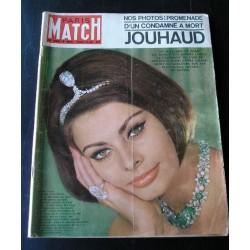 Paris-Match-Sophia Loren 1962