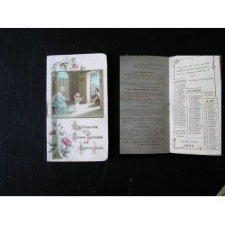 Petit calendrier religieux 1929