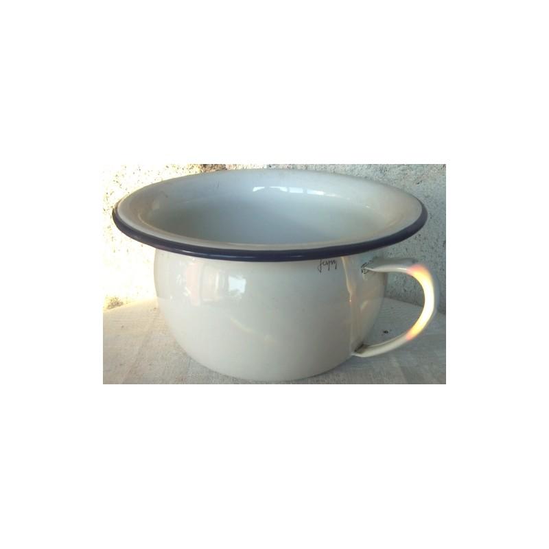 Pot de chambre ancien maill sign japy broc23 - Pot de chambre antique ...