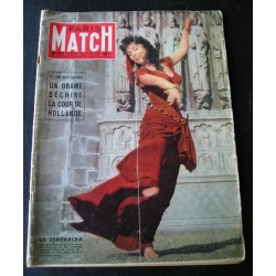 Paris-Match-Gina Lollobrigida 1956