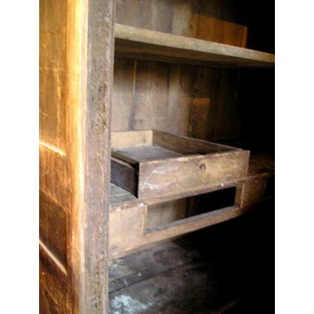 armoire ancienne en ch ne massif broc23. Black Bedroom Furniture Sets. Home Design Ideas