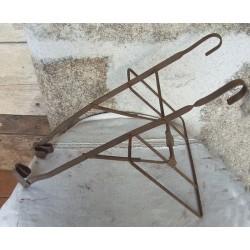 Porte bagage ancien pour vélo
