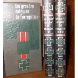 """Livres """"Les grandes énigmes de l'occupation"""" 3 volumes"""